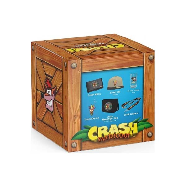 Crash Bandicoot BigBox