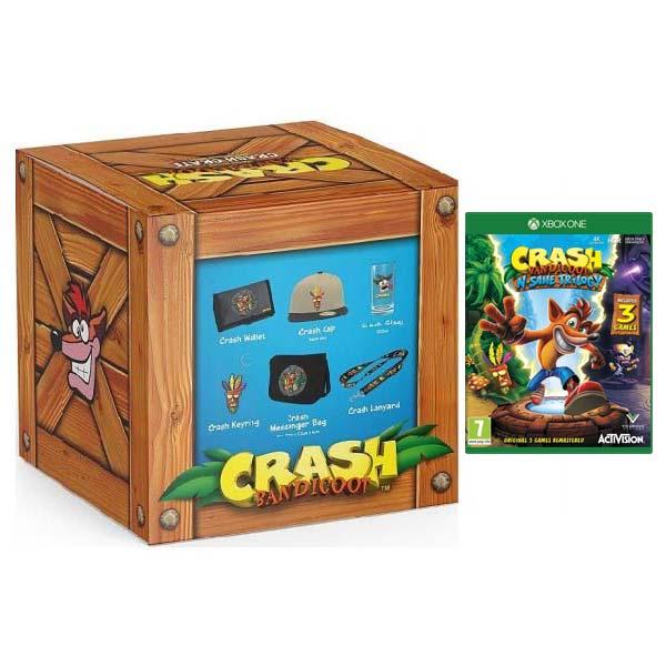 Crash Bandicoot N.Sane Trilogy (ProGamingShop Deluxe Edition)
