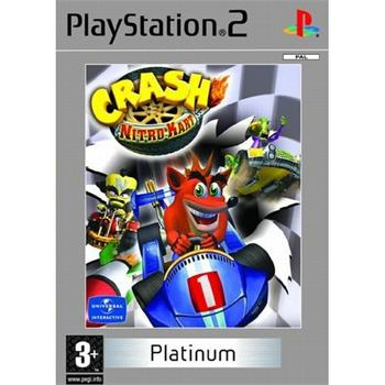 Crash Nitro Kart [PS2] - BAZ�R (pou�it� tovar)