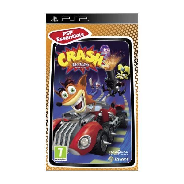 Crash Tag Team Racing [PSP] - BAZÁR (použitý tovar)
