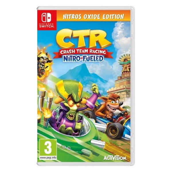 Crash Team Racing Nitro-Fueled (Nitros Oxide Edition)