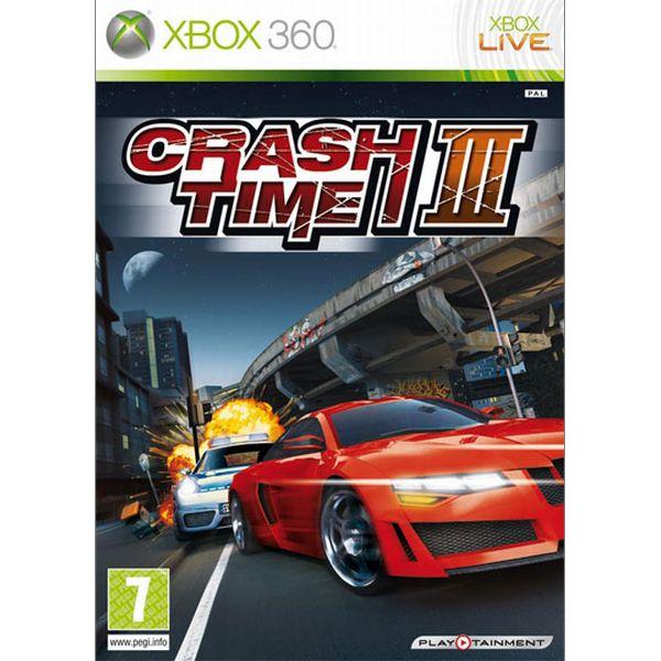 Crash Time 3 XBOX 360