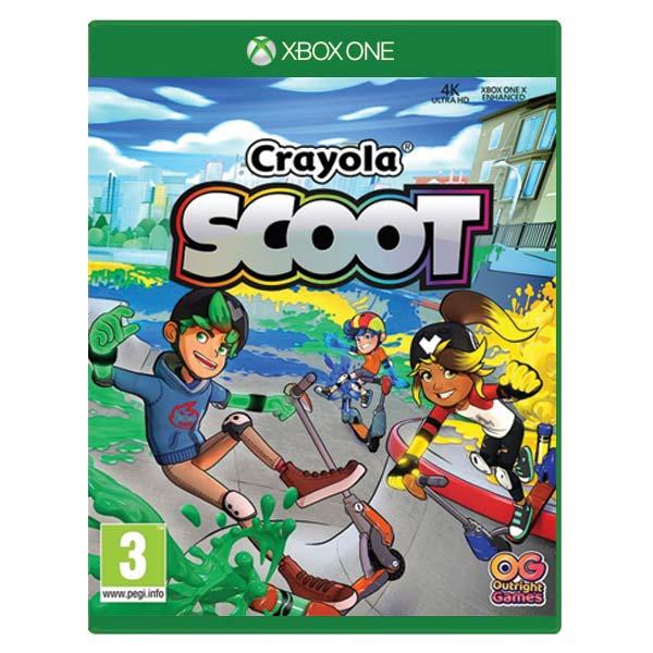 Crayola Scoot XBOX ONE