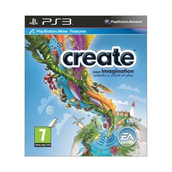Create [PS3] - BAZÁR (použitý tovar)