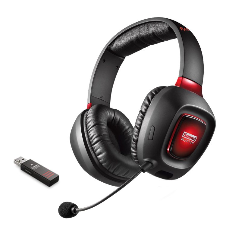 Creative Gaming Headset Sound BLaster Tactic3D Rage Wireless V2.0