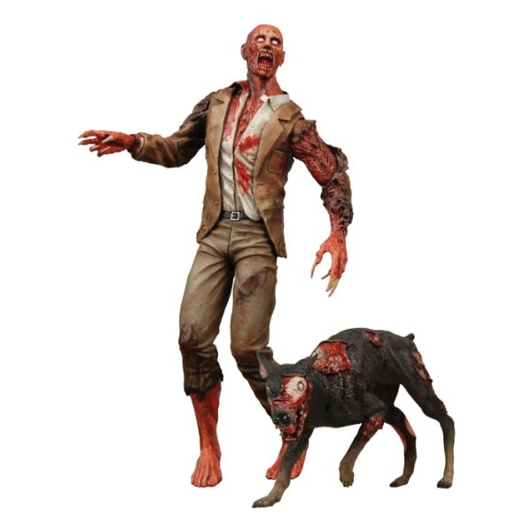 Crimson Head Zombie (Resident Evil Archives)