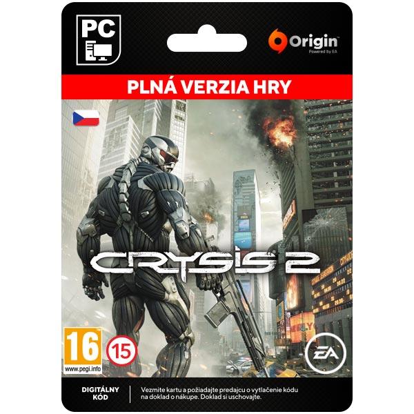 Crysis 2 CZ [Origin]