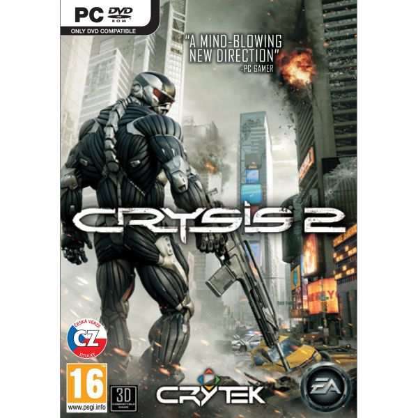 Crysis 2 CZ
