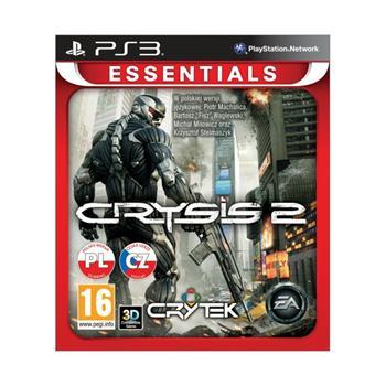 Crysis 2 CZ-PS3 - BAZÁR (použitý tovar)
