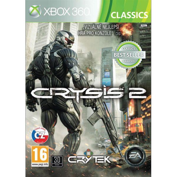 Crysis 2 CZ XBOX 360