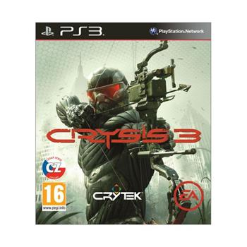 Crysis 3 -PS3 - BAZÁR (použitý tovar)