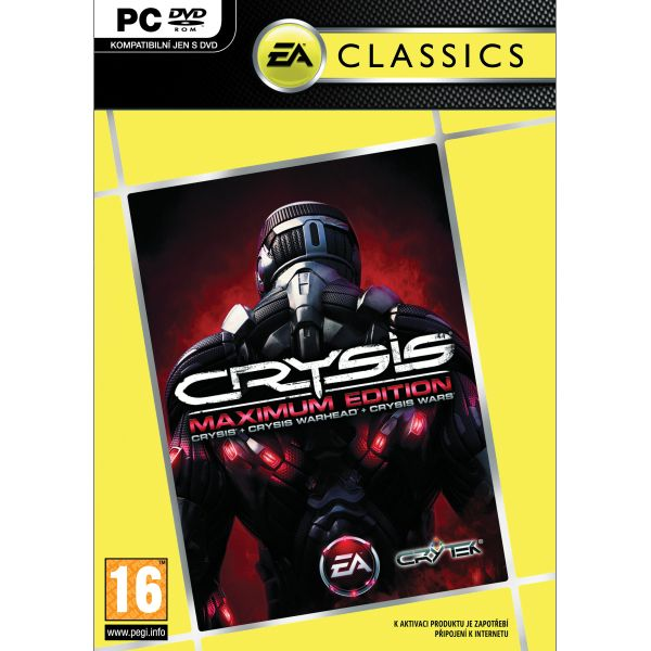 Crysis CZ (Maximum Edition)
