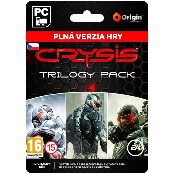 Crysis Trilogy CZ [Origin]
