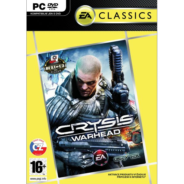 Crysis: Warhead CZ