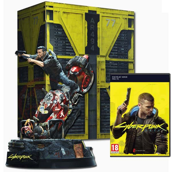 Cyberpunk 2077 CZ (Collector's Edition)