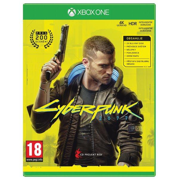 Cyberpunk 2077 CZ XBOX ONE