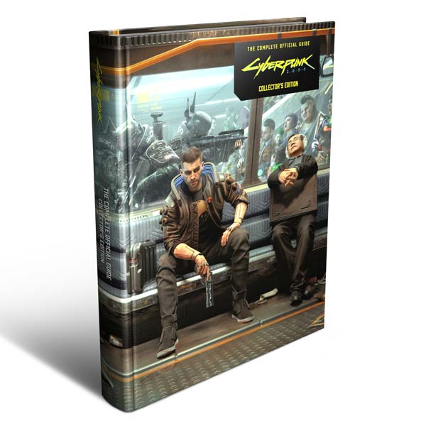 Cyberpunk 2077: The Complete Official Guide (Collector's Edition)