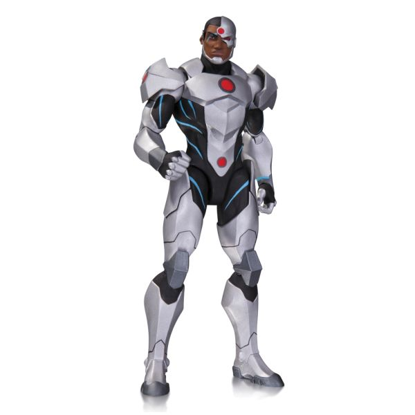 Cyborg (Justice League War)