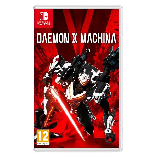 Daemon X Machina NSW