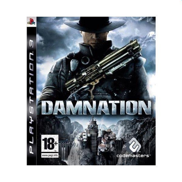 Damnation [PS3] - BAZÁR (použitý tovar)