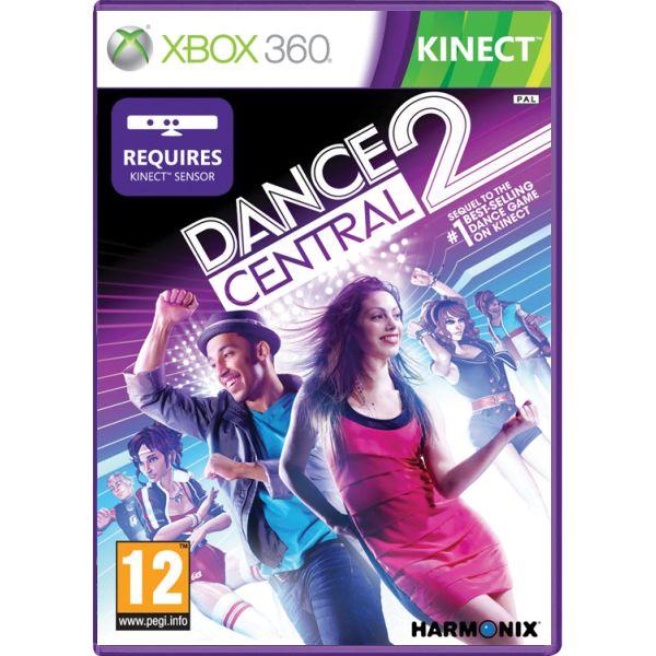 Dance Central 2 [XBOX 360] - BAZÁR (použitý tovar)