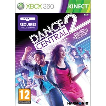Dance Central 2 [XBOX 360] cd kluc karticka - BAZ�R (pou�it� tovar)