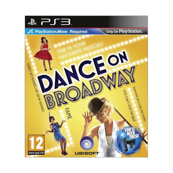 Dance on Broadway [PS3] - BAZÁR (použitý tovar)