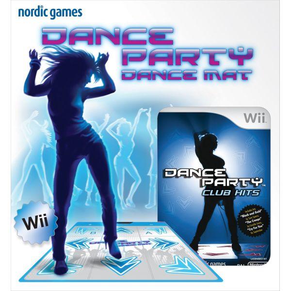 Dance Party: Club Hits + tanečná podložka