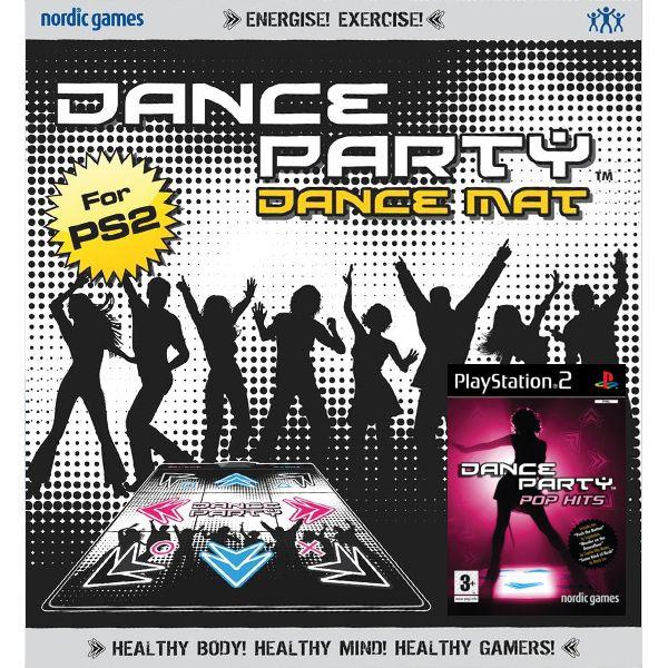 Dance Party: Pop Hits + tanečná podložka