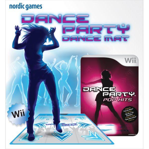 Dance Party: Pop Hits + taneèná podložka