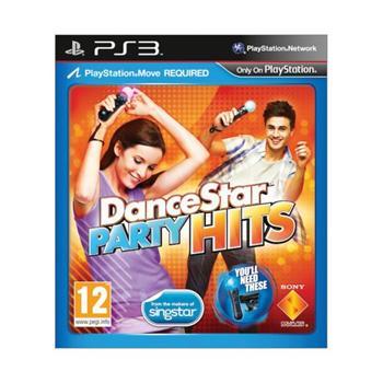 DanceStar: Party Hits-PS3 - BAZÁR (použitý tovar)