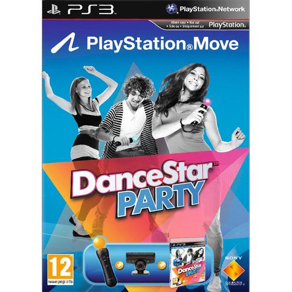 DanceStar: Party + Move Starter Pack PS3