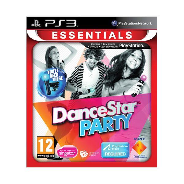 DanceStar: Party [PS3] - BAZÁR (použitý tovar)