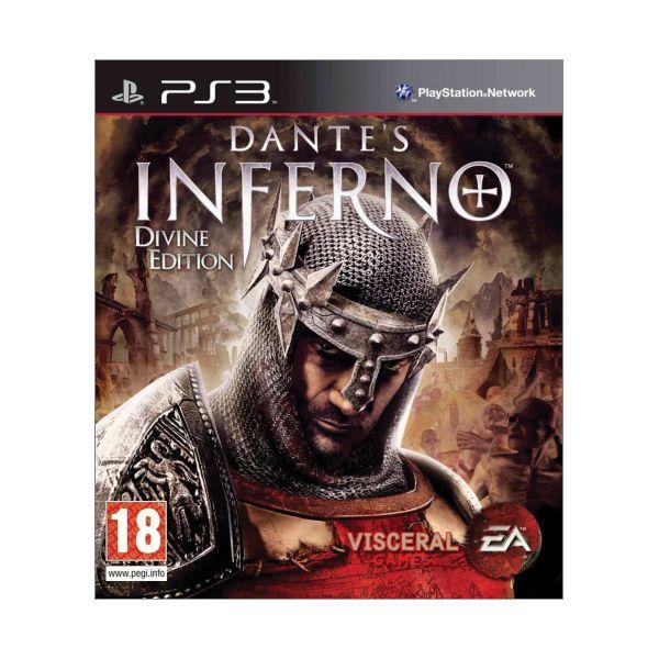 Dante's Inferno (Divine Edition) [PS3] - BAZÁR (použitý tovar)