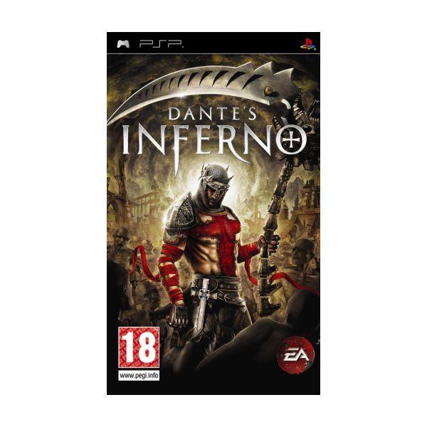 Dante's Inferno [PSP] - BAZÁR (použitý tovar)