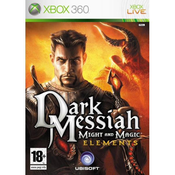Dark Messiah of Might and Magic: Elements [XBOX 360] - BAZÁR (použitý tovar)