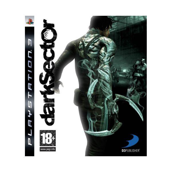 Dark Sector [PS3] - BAZÁR (použitý tovar)