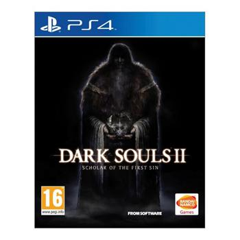 Dark Souls 2: Scholar of the First Sin [PS4] - BAZ�R (pou�it� tovar)