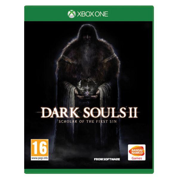 Dark Souls 2: Scholar of the First Sin [XBOX ONE] - BAZÁR (použitý tovar)