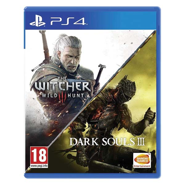 Dark Souls 3 & The Witcher 3: Wild Hunt Compilation