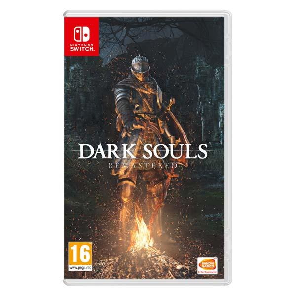 Dark Souls (Remastered) [NSW] - BAZÁR (použitý tovar)