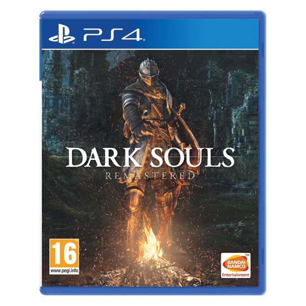 Dark Souls (Remastered) [PS4] - BAZÁR (použitý tovar)