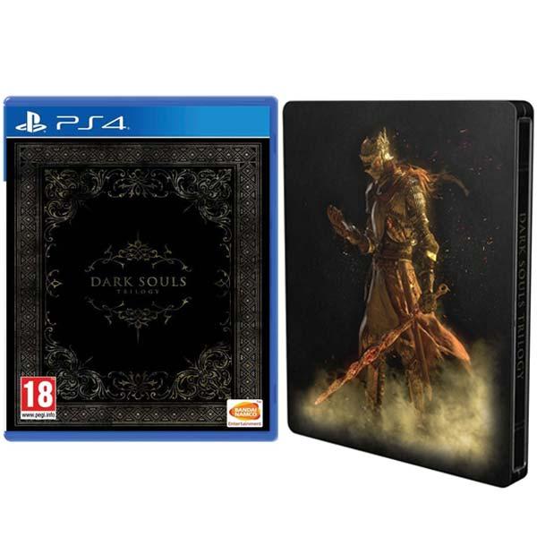 Dark Souls Trilogy (Steelbook Edition)