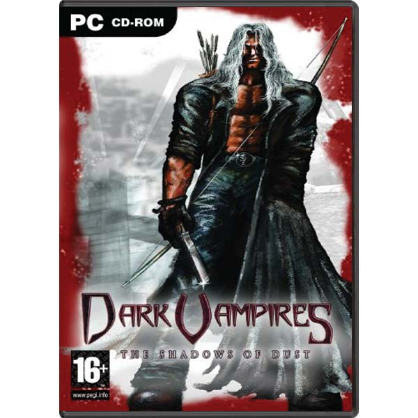 Dark Vampires: The Shadows of Dust PC