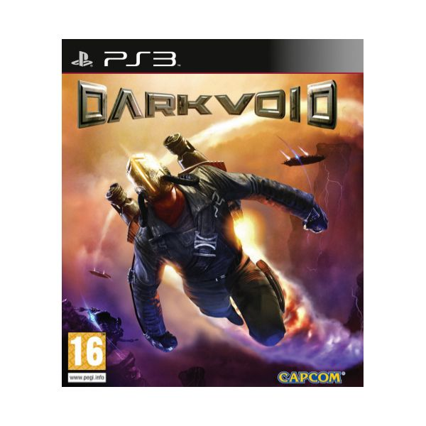 Dark Void [PS3] - BAZÁR (použitý tovar)