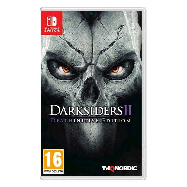 Darksiders 2 (Deathinitive Edition) [NSW] - BAZÁR (použitý tovar)