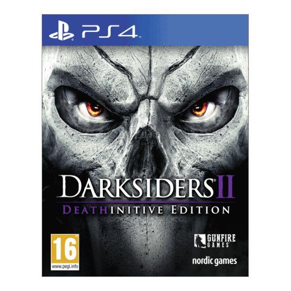 Darksiders 2 (Deathinitive Edition) [PS4] - BAZÁR (použitý tovar)