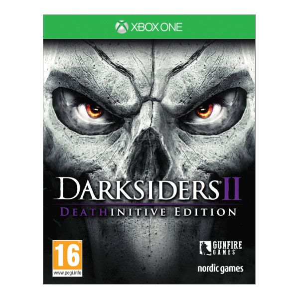 Darksiders 2 (Deathinitive Edition) [XBOX ONE] - BAZÁR (použitý tovar)
