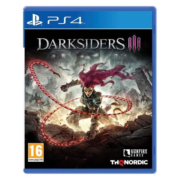 Darksiders 3 [PS4] - BAZÁR (použitý tovar)