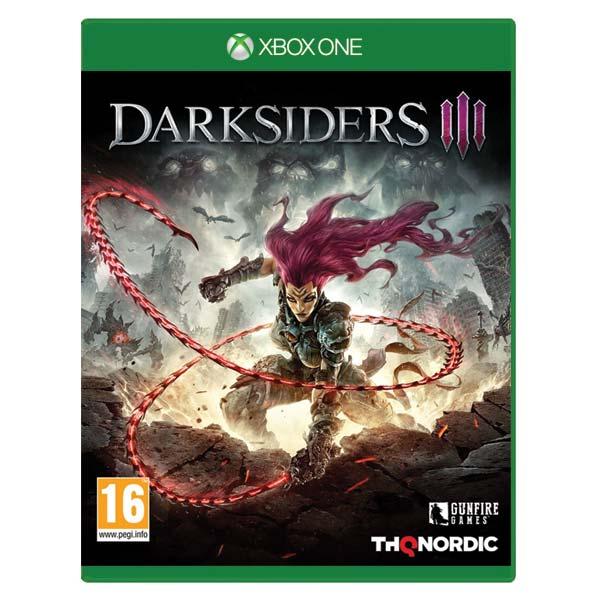Darksiders 3 [XBOX ONE] - BAZÁR (použitý tovar)